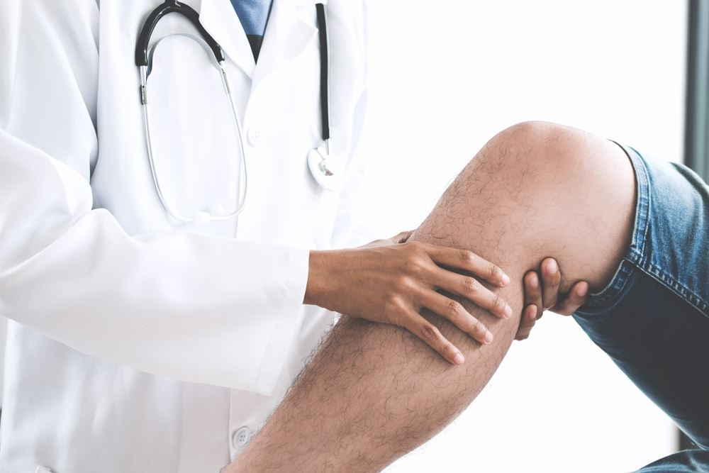 Ton genou fait mal? Ainsi, vous pouvez soulager la douleur