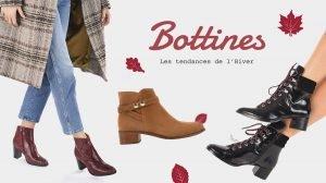 Read more about the article Bottines à talons automne hiver 2020 2021: 15 beaux modèles